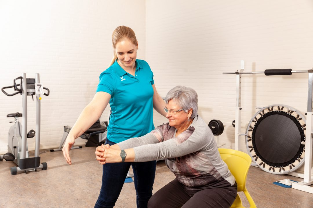 geriatrie fysiotherapie Geldrop, medische fitness Geldrop, senioren fitness geldrop