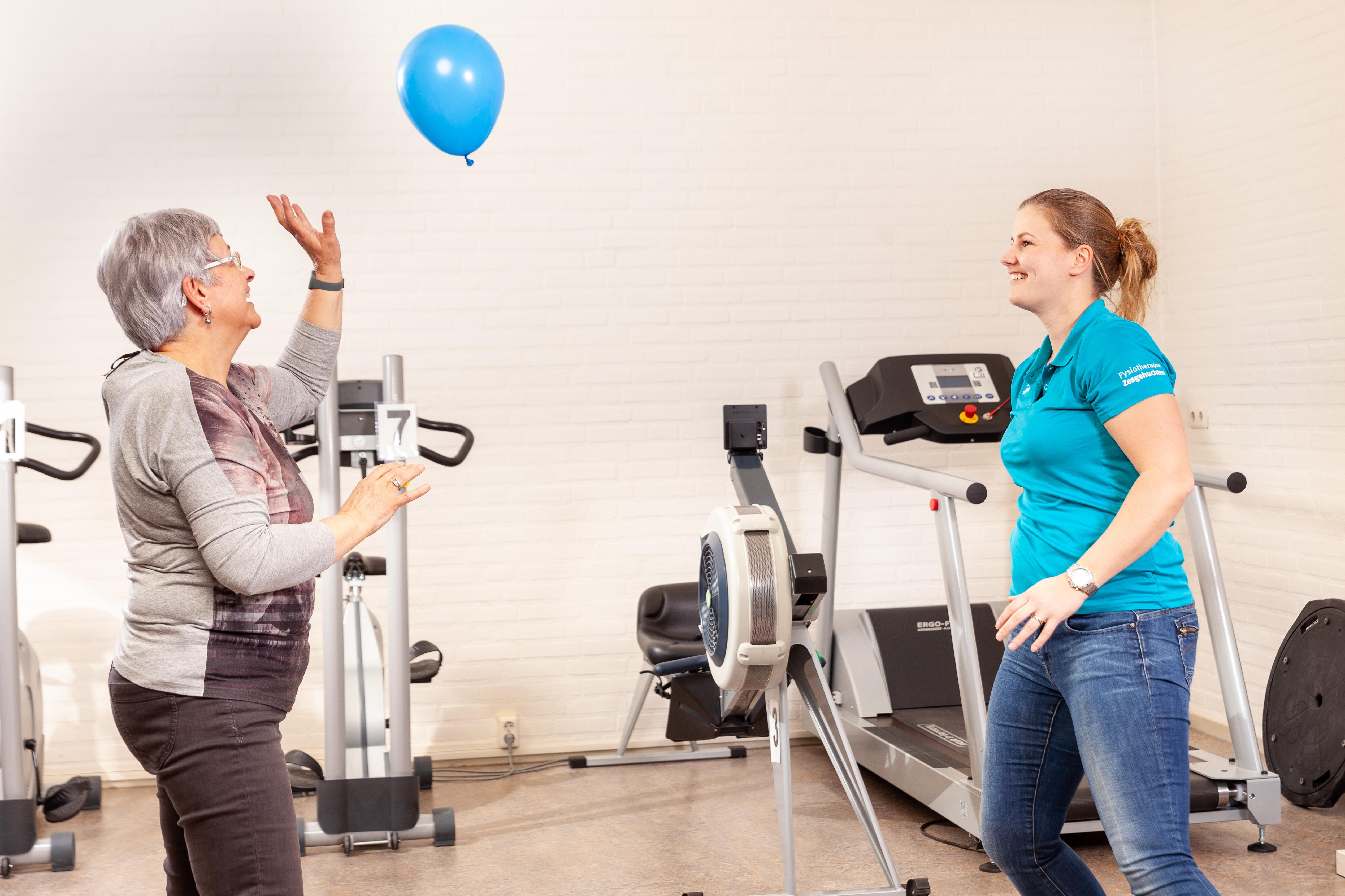 chronische fysiotherapie